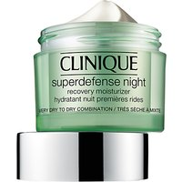 Clinique Superdefense Night Moisturiser
