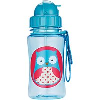 Skip Hop Owl Zoo Straw Bottle