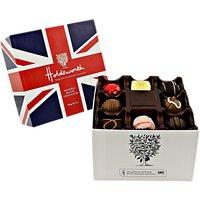 Holdsworth Union Jack Assorted Hand Made Chocolates, 200g