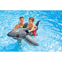 Intex Great White Shark Inflatable Toy