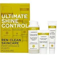 REN Clarimatte Ultimate Shine Control Skincare Gift Set