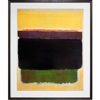 Rothko - Untitled 1949 Framed Print, 96.5 x 81cm