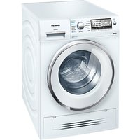 Siemens WD15H520GB Washer Dryer, 7kg Wash/4kg Dry Load, A Energy Rating, 1500rpm Spin, White
