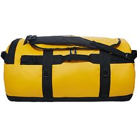 The North Face Base Camp Duffle Bag, Medium, Yellow