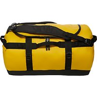 The North Face Base Camp Duffle Bag, Small, Yellow