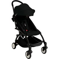 Babyzen Yoyo+ Pushchair, Black/Black