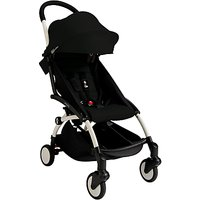 Babyzen Yoyo+ Pushchair, White/Black
