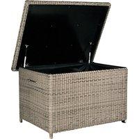 4 Seasons Outdoor Valentine Woven Cushion Box, Natural