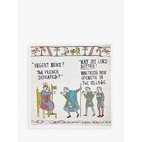 Woodmansterne Waitrose Tapestry Card