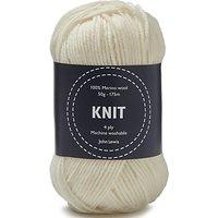 John Lewis Merino Wool 4 Ply Yarn