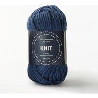 John Lewis Merino Chunky Wool Yarn, 50g