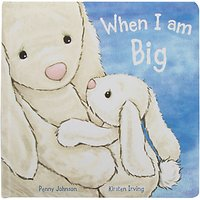 Jellycat When I Am Big Children's Book