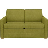 John Lewis Siesta Sofa Bed with Foam Mattress, Fraser Apple