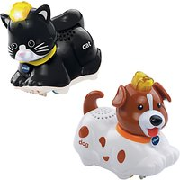 VTech Baby Toot-Toot Animals Cat & Dog Duo