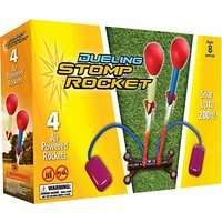 Stomp Rocket Dueling Stomp Rocket