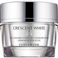 Este Lauder Crescent White Full Cycle Brightening Rich Moisture Creme, 50ml