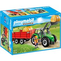 Playmobil Country Farm Large Tractor