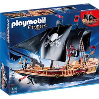 Playmobil Pirates Raiders' Ship