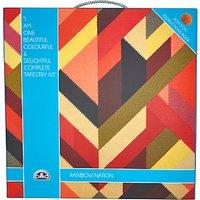 DMC Creative Rainbow Nation Tapestry Kit, Multi