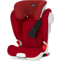 Britax R ¶mer KIDFIX XP SICT Group 2/3 Car Seat, Flame Red