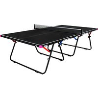 Butterfly Supreme Indoor Table Tennis, Black