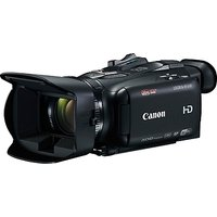 Canon LEGRIA HF G40 Camcorder, HD 1080p, 3.09MP, 20x Optical Zoom, Optical Image Stabiliser, Wi-Fi, 3.5 Touch Screen Variangle Display With Wireless Controller