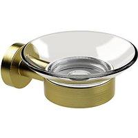 Miller Bond Brass Soap Dish