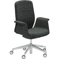 Boss Design Mea Office Chair Main Line Flax Fabric