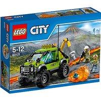 LEGO City 60121 Exploration Truck