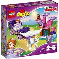 LEGO Duplo 10822 Sofias Magical Carriage