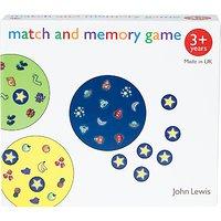 John Lewis Memory Game