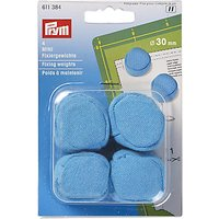 Prym Mini Fixing Weights, Pack of 4
