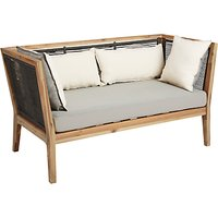 John Lewis Matrix 2-Seater Sofa, FSC-certified (Acacia)