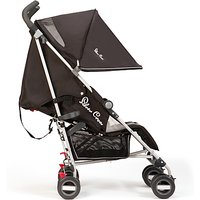 Silver Cross Zest Stroller, Black