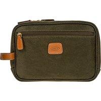 Brics Life Wash Bag, Olive