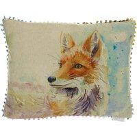 Voyage Foxy Cushion, Multi