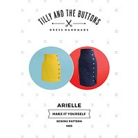 Tilly and the Buttons Arielle Skirt Sewing Pattern