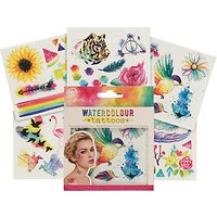 NPW Watercolour Temporary Tattoos