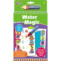 Galt Water Magic Alphabet Book