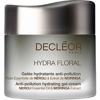 Declor Hydra Floral Anti-Pollution Hydrating Gel Cream, 50ml