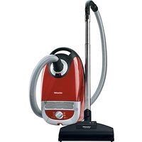 Miele Complete C2 Cat & Dog PowerLine Vacuum Cleaner, Red