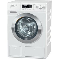 Miele WKR 571 WPS Washing Machine, 9kg Load, A+++ Energy Rating, 1600rpm Spin, White