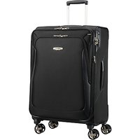 Samsonite Xblade 3.0 Spinner 4-Wheel 71cm Medium Suitcase, Black