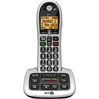 BT 4600 Big Button Digital Cordless Phone With Advanced Call Blocking & Answering Machine, Single DECT
