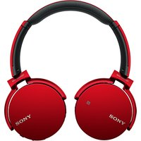 Sony MDR-XB650BT Extra Bass On-Ear Headphones with Bluetooth