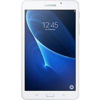 Samsung Galaxy Tab A Tablet, Quad-Core T-Shark 2A, Android, 7.0, 8GB, Wi-Fi