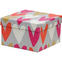 Caroline Gardner Hearts Gift Box, Medium