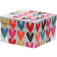 Caroline Gardner Hearts Gift Box, Large