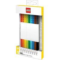 LEGO Gel Pens, Pack of 9