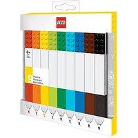 LEGO Marker Pens, Pack of 9